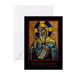 Saint Tokig Greeting Cards (Pk of 20)
