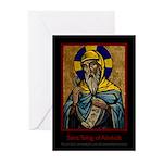 Saint Tokig Greeting Cards (Pk of 10)