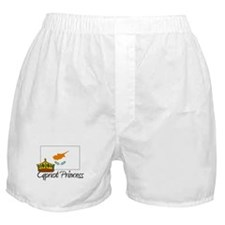Cypriot Princess Boxer Shorts