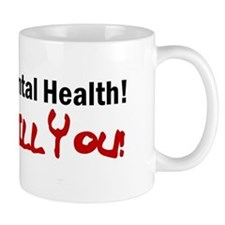 Support Mental Health Mug