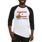 Cypriot Princess Baseball Jersey