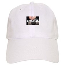 Pottery Wheel - Create - Craf Baseball Cap