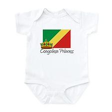 Congolese Princess Infant Bodysuit