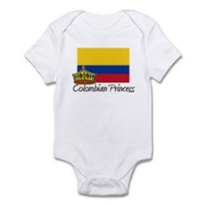 Colombian Princess Infant Bodysuit