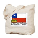Chilean Princess Tote Bag
