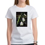 Floral Lanterns Women's T-Shirt