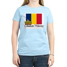 Chadian Princess T-Shirt