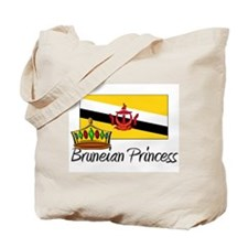 Bruneian Princess Tote Bag