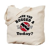 Have you hugged a Trini boy today? Tote Bag