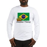 Brazilian Princess Long Sleeve T-Shirt