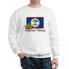 Belizean Princess Sweatshirt