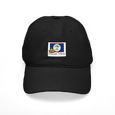 Belizean Princess Baseball Hat