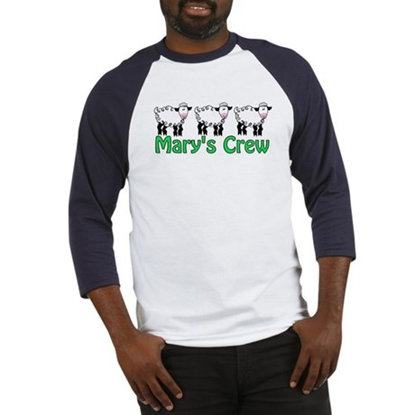 Wobbly Lamb Baseball Jersey