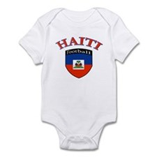Haiti football Infant Bodysuit