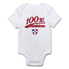 100% Dominican Infant Bodysuit