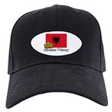 Albanian Princess Baseball Hat