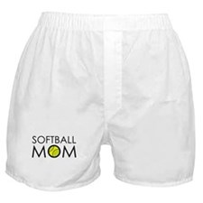 Softball Mom Boxer Shorts