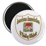 American Assn Wedding Officiants Magnet