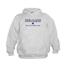 Benjamin - Name Team Hoodie