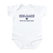 Benjamin - Name Team Infant Bodysuit