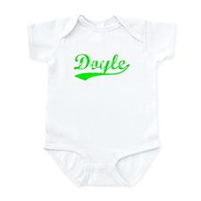 Vintage Doyle (Green) Infant Bodysuit