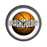 Bracketology - Wall Clock
