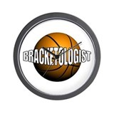 Bracketologist - Wall Clock
