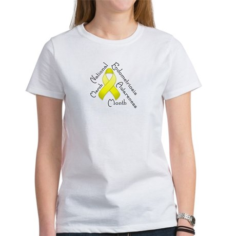 Endometriosis Month Women's T-Shirt