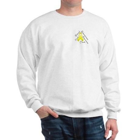 Pocket Endometriosis Month Sweatshirt