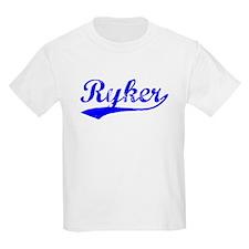 Vintage Ryker (Blue) T-Shirt