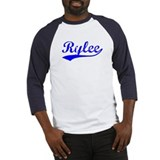 Vintage Rylee (Blue) Baseball Jersey