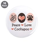 Peace Love Cockapoo 3.5