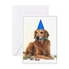 SNAPshotz Golden Birthday Greeting Card