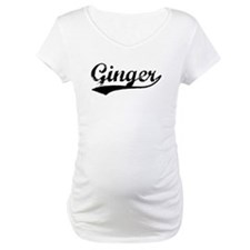 Vintage Ginger (Black) Shirt