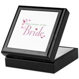 Step Mother of the Bride Keepsake Box