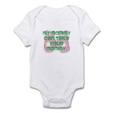 Boxing mommy Infant Bodysuit