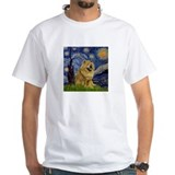 Starry Night & Chow Chow Shirt