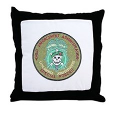 DEA SPECFOR Latin America Throw Pillow