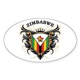 Zimbabwe Decal
