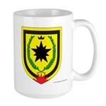 King of Ansteorra Large Mug
