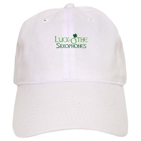 Luck 'O the Saxophones Cap