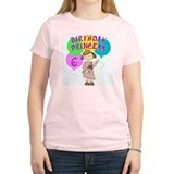 Birthday Princess 6th Birthday T-Shirt