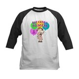 8th Birthday Princess Tee