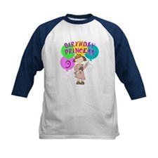 9th Birthday Princess Tee