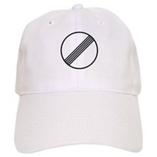 No Speed Limit Baseball Cap