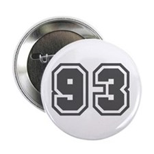 "Number 93 2.25"" Button"