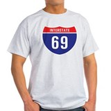 Interstate 69 T-Shirt