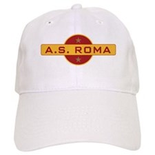 A.S. ROMA BADGE Baseball Cap