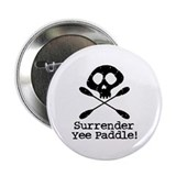 Kayaking Pirate 2.25&quot; Button