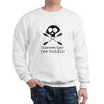 Kayaking Pirate Sweatshirt